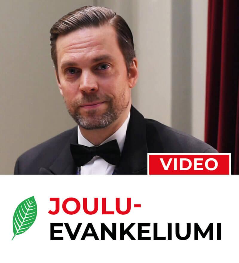 Joulu pelastettu! Jouluevankeliumi, Mikko Nousiainen
