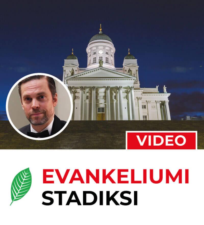 Joulu pelastettu! Jouluevankeliumi stadiksi , Mikko Nousiainen